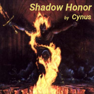 Shadow Honor Cover