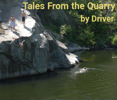 Tales From the Quarry-Cover